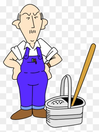 Free PNG Janitor Clipart Clip Art Download.