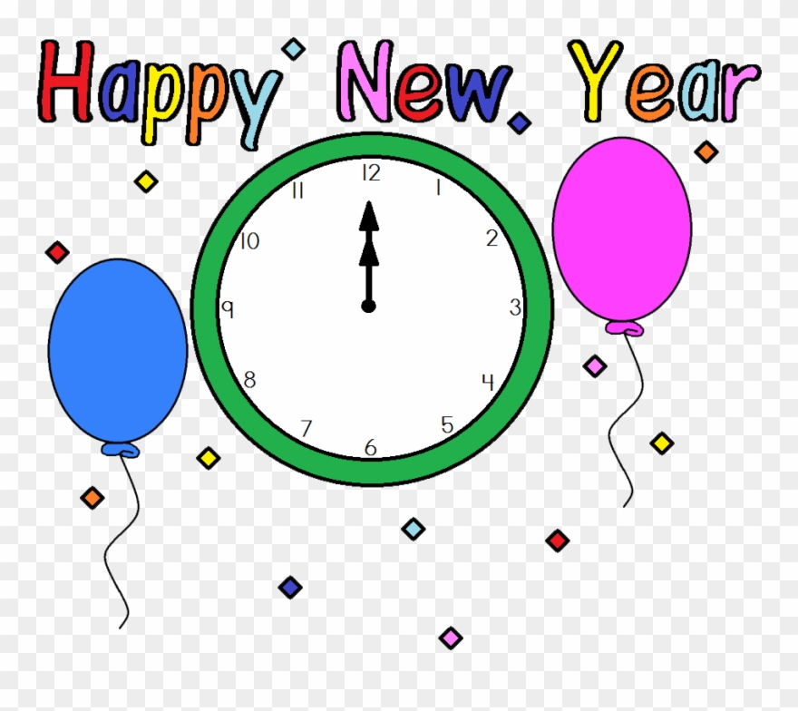 2013 Happy New Year Clipart Free.