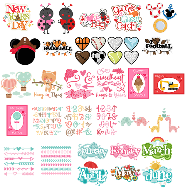 Miss Kate Cuttables January 2016 Freebies Free Svg.