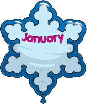 January birthday clipart clipartsgram.