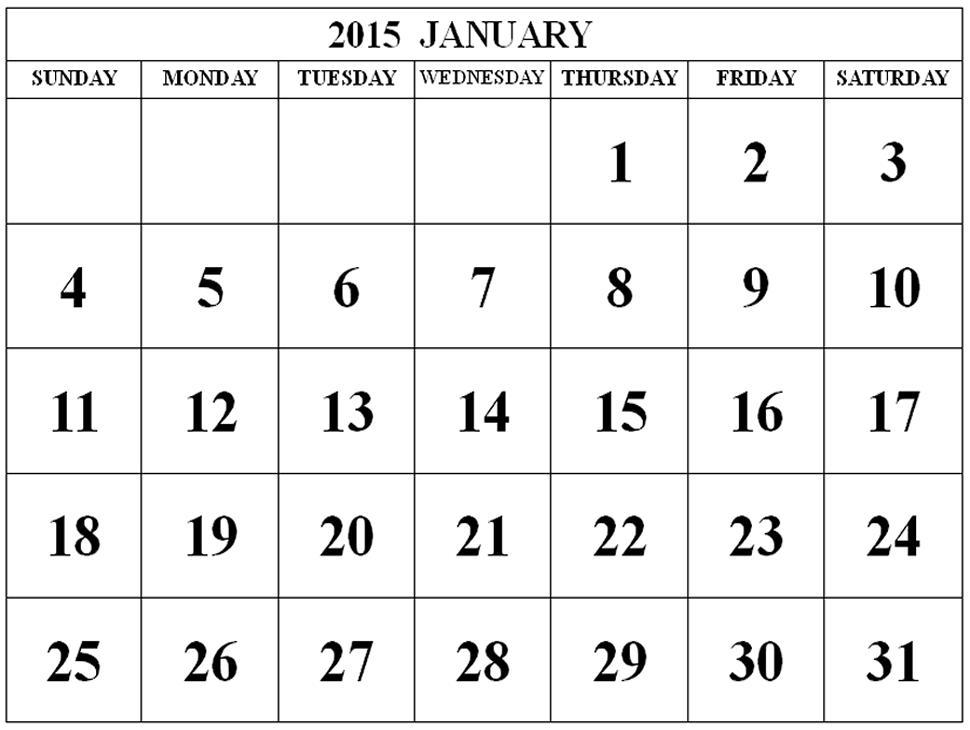 Calendar Clipart Black And White : January calendar clipart black and white clipground