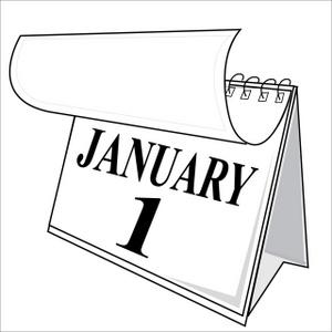 Similiar Yearly Calendar Clip Art Black And White Keywords.