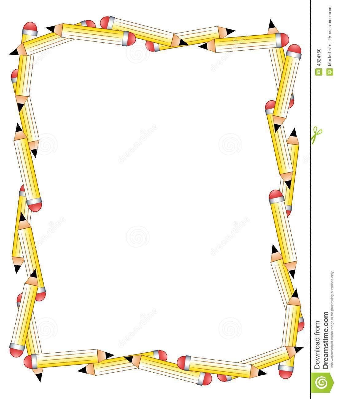 January clipart borders » Clipart Portal.