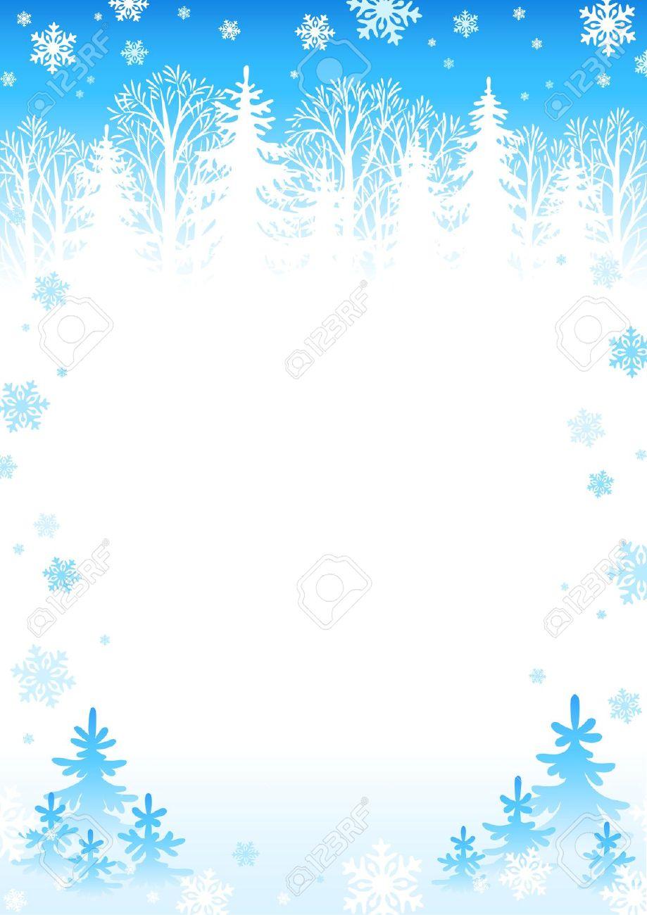 Winter Borders Free Clip Art & Look At Clip Art Images.