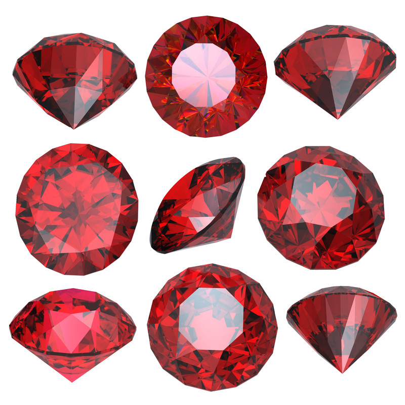 The Birthstone of January Month.
