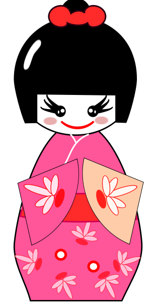 Japanese Clipart.