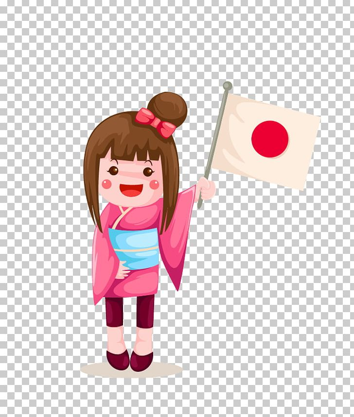 Flag Of Japan National Flag PNG, Clipart, Child, Clip Art, Fictional.