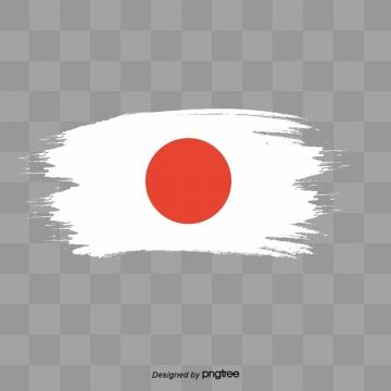Japan Flag PNG Images.