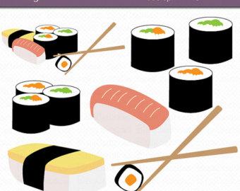 Sushi Clipart & Sushi Clip Art Images.