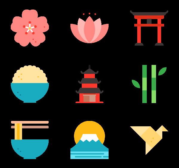 81 japan icon packs.