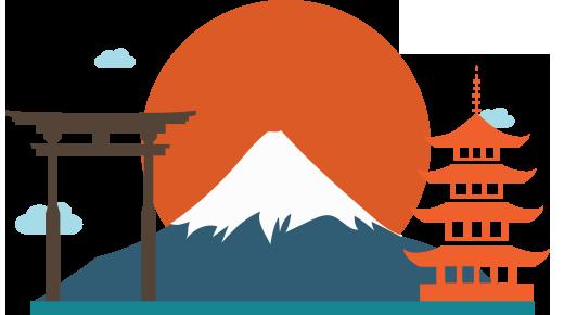 Japan PNG Images Transparent Free Download.
