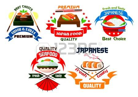10,415 Japanese Sushi Stock Vector Illustration And Royalty Free.
