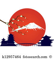 Japanese architecture Clip Art Vector Graphics. 1,223 japanese.