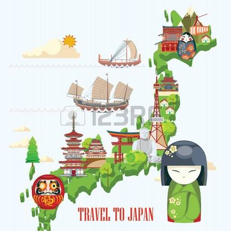 2,744 Japanese Architecture Stock Vector Illustration And Royalty.