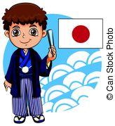 Japanese boy Vector Clip Art Illustrations. 1,192 Japanese boy.