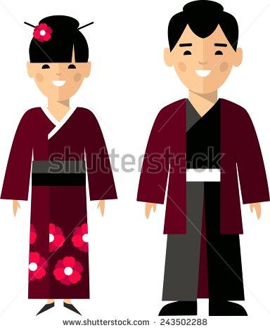 Japanese Man Stock Vectors, Images & Vector Art.