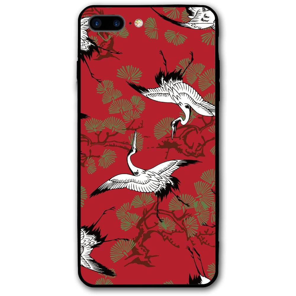 Amazon.com: Japanese Crane Clipart Stork iPhone 7/8 Plus.