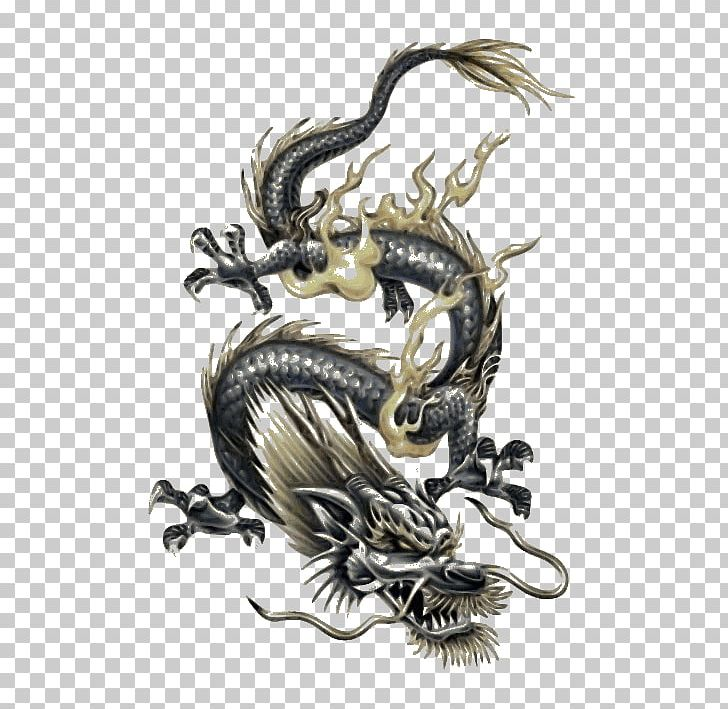 Tattoo Japanese Dragon Chinese Dragon PNG, Clipart, Art, Chinese.