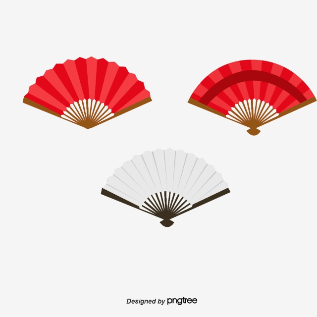 Japanese Fan Png, Vector, PSD, and Clipart With Transparent.