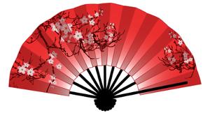 Clipart Japanese Fans.