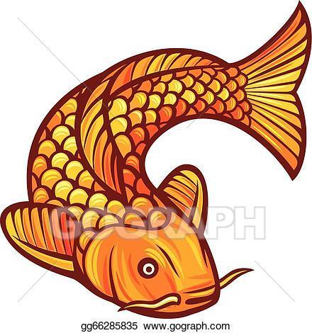 Japanese fish clipart 1 » Clipart Portal.