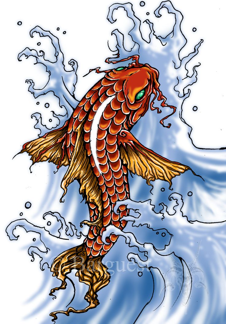 1000+ images about Koi Fish/Gold Fish on Pinterest.