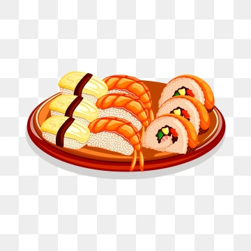 Japanese Food PNG Images.