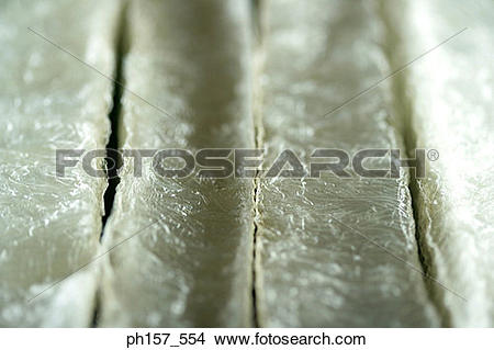 Stock Photo of Japanese gelatin ph157_554.