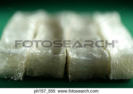 Stock Image of Japanese gelatin ph157_555.