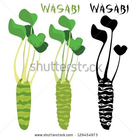"""wasabi_root"""" Stock Photos, Royalty."""