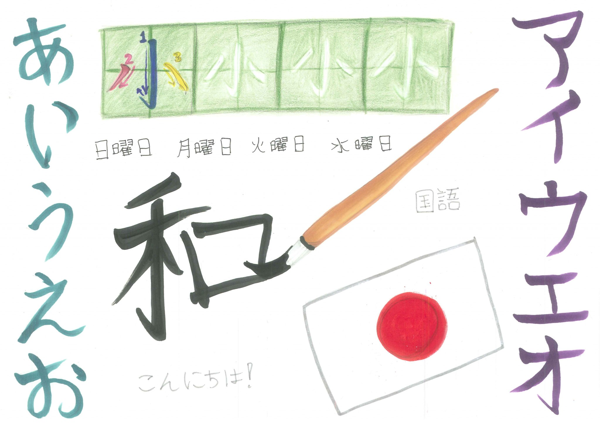 japanese language teacher clip art Gallery.