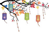 Stock Photograph of Japanese festival lantern k20342079.