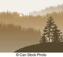 Larch Vector Clip Art Royalty Free. 97 Larch clipart vector EPS.