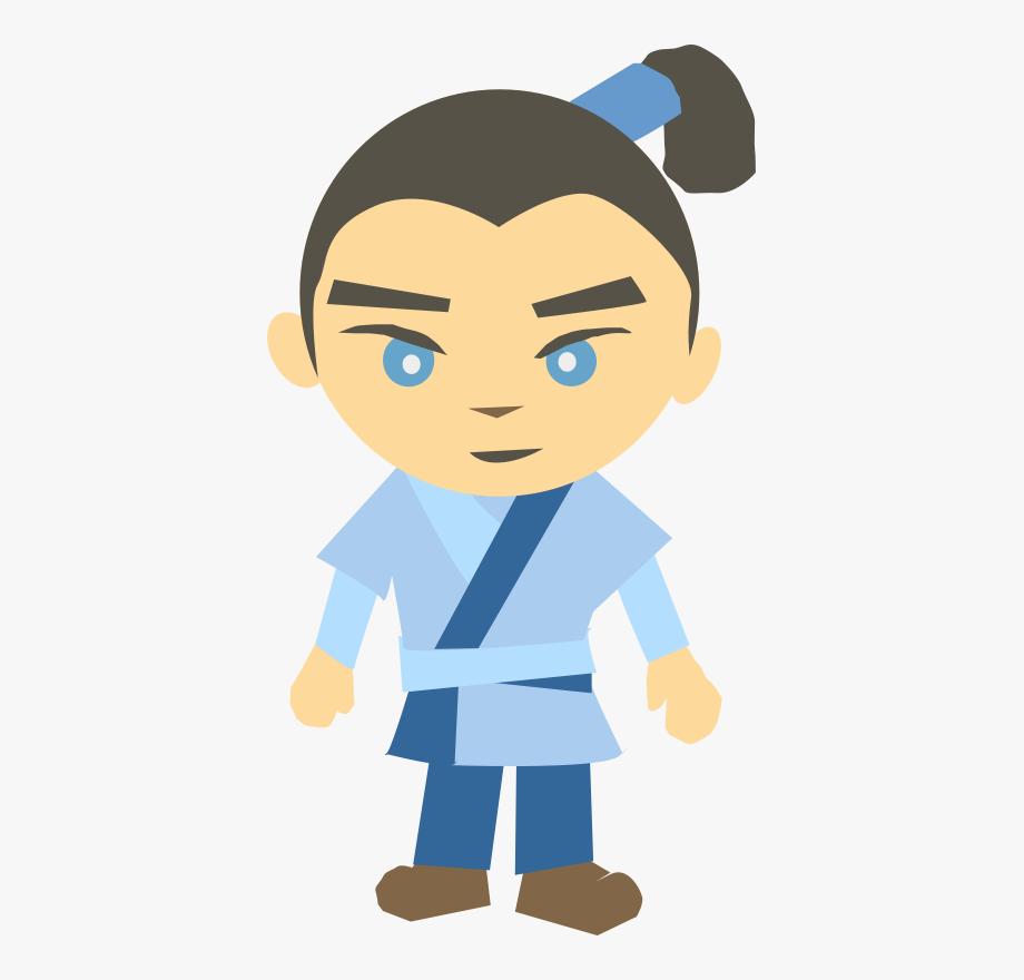 Japanese Man Clipart #939154.