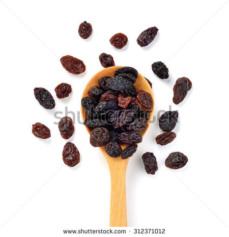 Raisins Stock Photos, Royalty.