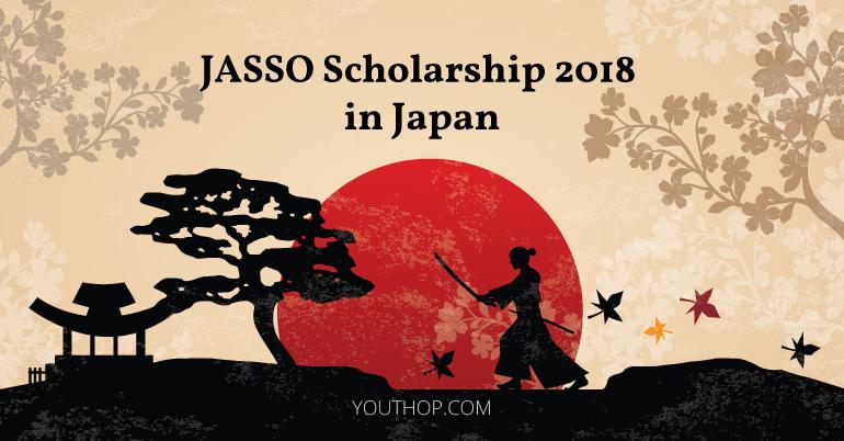 JASSO Scholarship 2018 for Short.