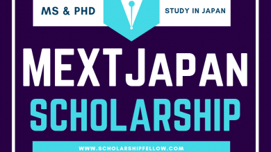 Japanese Scholarship.