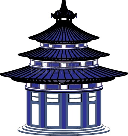 Japanese Temple Royalty Free Cliparts, Vectors, And Stock.