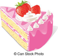 Strawberry cake Clip Art and Stock Illustrations. 5,134 Strawberry.
