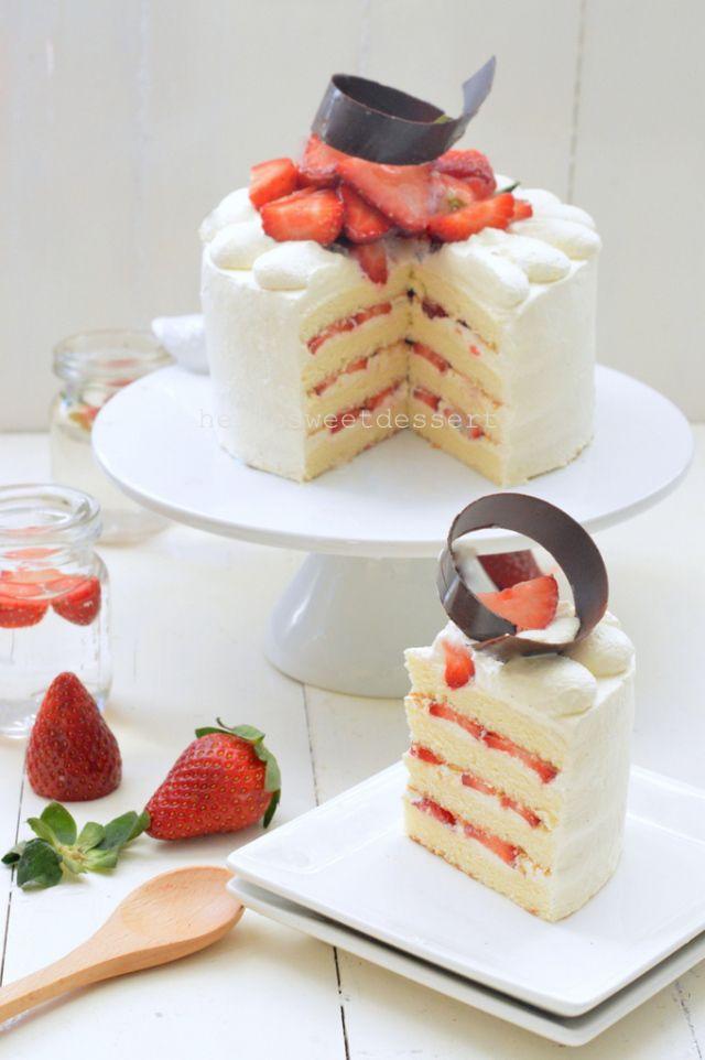 1000+ ideas about Japanese Cake on Pinterest.
