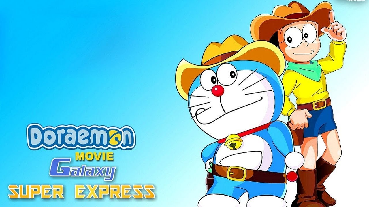 Doraemon The Movie.