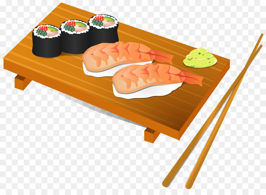 Sushi Cartoon png download.
