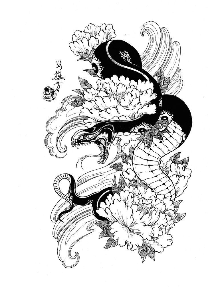 100 Japanese Tattoo Designs I By Jack Mosher Aka Horimouja.