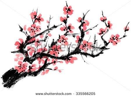 Japanese Tree Clipart.