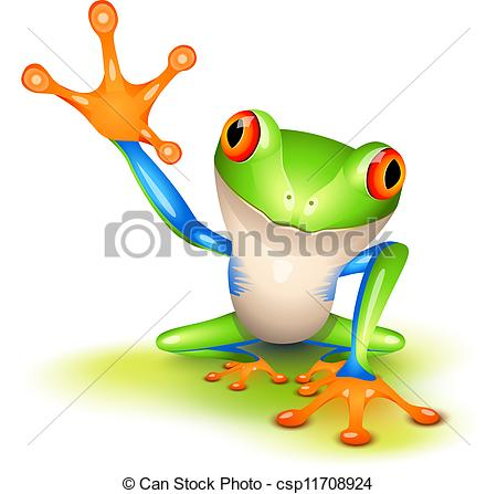 Tree frog Stock Illustrations. 1,769 Tree frog clip art images and.