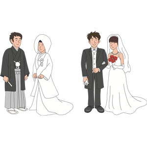 Japanese Wedding clipart, cliparts of Japanese Wedding free download.