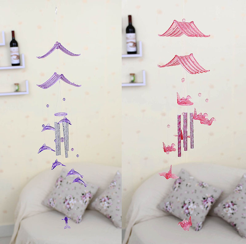 Japanese wind chimes clipart #8