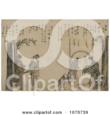 Royalty Free Stock Illustrations of Japanese Woodcuts by JVPD Page 2.