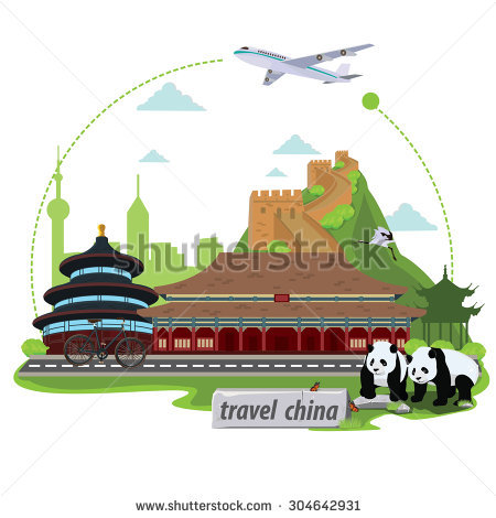 Welcome Japan China Temples Mount Fuji Stock Vector 224514337.