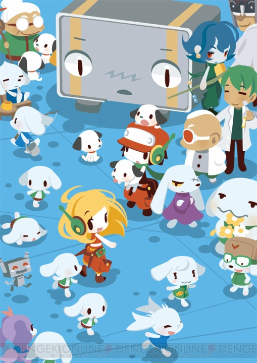 Cave Story 3DS for Japan.